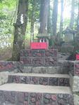 新屋山神社奥宮2009年7月その2