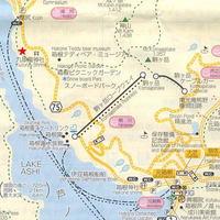 芦ノ湖マップ